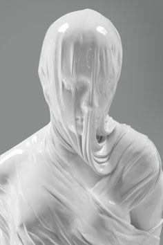 Kevin Francis Gray | Ballerina | carrara marble | 190 x 45 x 52cm | 2011