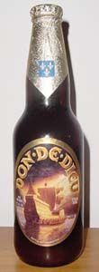 Don de Dieu (Gift of God) from Unibroue, Quebec