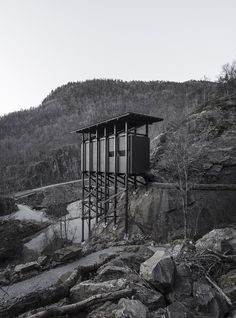 "subtilitas:  ""Peter Zumthor - Zinc Mining Museum, Allmannajuvet 2016. Via, photos © Aldo Amoretti.  Keep reading  """
