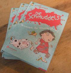 German Sedric - Die Schmuddels! By Angie Morgan. Egmont.
