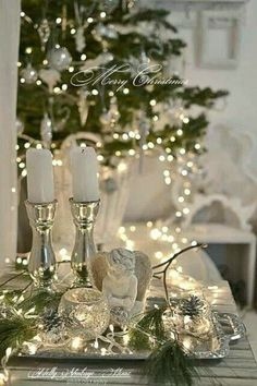 Christmas Decorating Ideas | Laurel Bern Interiors