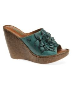 Born Shoes, Penelope Wedge Sandals
