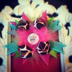 Silly Boys Bow Hunting is for Girls by hattiesbows on Etsy, $6.10