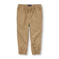 Toddler Boys Jogger Pants
