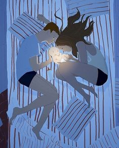 Любовь в мелочах: художник создал невероятные картины о радости семейной жизни - новости о стиле жизни - фото | LifeStyle Обозреватель 2 декабря