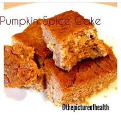 Ripped Recipes - Pumpkin Spice Cake - Super moist and flavorful! Great for family get togethers or just for afternoon coffee.