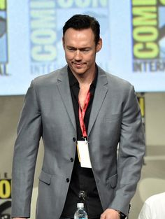 Kevin Durand in 'The Strain' Panel at Comic-Con