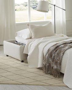 10 Ways to Make a Big Bedroom Feel Cozy | Apartment Therapy Cozy Apartment, Bedroom Apartment, Apartment Therapy, Bedroom Decor, Bedroom Ideas, Large Bedroom Layout, Bedroom Layouts, Black Painted Walls, Black Walls