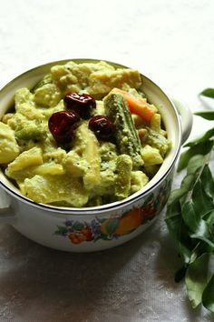 ... aviyal-vegetable-coconut-stew/ #vegetarian #indian | Chefinyou.com