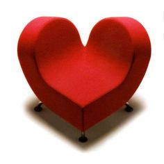 Queen of Hearts Chair