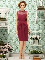 Lela Rose Bridesmaid Dresses: Lela Rose Lr189