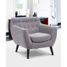 Meta Scandinavian Armchair, Lounge Suites