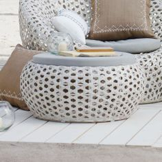 West Elm offers modern furniture and home decor featuring inspiring designs and colors. Create a stylish space with home accessories from West Elm. Outdoor Lounge, Outdoor Rooms, Outdoor Chairs, Outdoor Living, Outdoor Decor, Furniture Sale, Garden Furniture, Modern Furniture, Outdoor Furniture