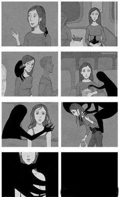 La #depressione: cos'è, cosa fare!