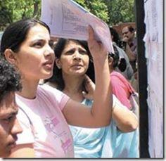 Gujarat PSI/Constable Recruitment Exam Result