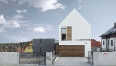 Minimalist Architecture, Urban Architecture, Residential Architecture, Contemporary Architecture, Architecture Details, Modern Barn House, Modern Bungalow, Ultra Modern Homes, Rural House