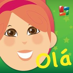 Ciranda-Cirandinha is one of the songs of our app to help children learn Portuguese