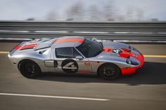 Ford GT    Merkury 4, designed by Camilo Pardo and built by The GT Guy LLC