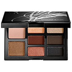 Smashbox - Cherry Smoke Photo Op Eye Shadow Palette  #sephora :: i love the colors in this (especially the gold and copper), and they blend together so nicely.  at first i didn't think this would be very versatile (special occasions only), it actually turned out to be a palette i can use for a ton of every day looks with a little spice!