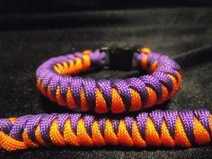 Paracorde, bracelet Weavy loops scorpion (tuto francais)