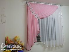 вуали шторы - Szukaj w Google Curtain Styles, Curtain Designs, Home Curtains, Curtains With Blinds, Crochet Curtains, Beautiful Curtains, Bath And Beyond, Interior Decorating, Interior Design
