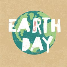 Celebrate EARTH DAY on April 22 2016  The first Earth Day celebration took place on April 22 1970. 20 million US citizens participated in a celebration of the planets environment on that day!  Earth Day has since turned into an international celebration. Today Earth Day is celebrated in 175 countries where over 500 million people participate in celebrations.
