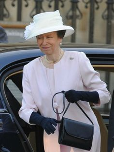 Princess Anne, June 4, 2013 | The Royal Hats Blog