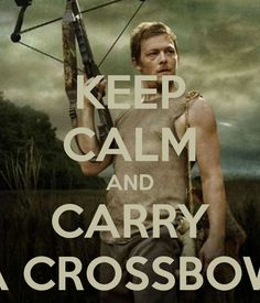 KEEP CALM AND CARRY A CROSSBOW - KEEP CALM AND CARRY ON Image Generator - brought to you by the Ministry of Information