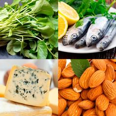 Top 10 Calcium Rich Foods by @draxe