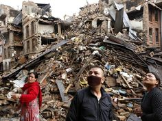 CLICK IMAGE for ways to help victims of the earthquake in Nepal.
