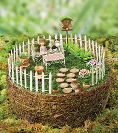 - Best ideas for decoration and makeup - Fairy Tree Houses, Fairy Crafts, Mini Fairy Garden, Dish Garden, Fairy Furniture, Fairy Garden Accessories, Fairy Doors, Miniature Fairy Gardens, Amazing Gardens