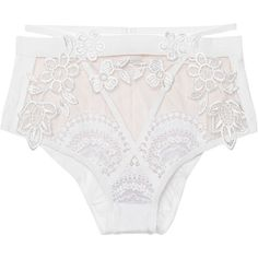 FOR LOVE AND LEMONS Lucia Hi Waist White // Lace panty (765 BRL) ❤ liked on Polyvore featuring intimates - bbw lingerie, best lingerie, intimates bras store *sponsored https://www.pinterest.com/lingerie_yes/ https://www.pinterest.com/explore/lingerie/ https://www.pinterest.com/lingerie_yes/lingerie/ http://www.zaful.com/lingerie-e_15/