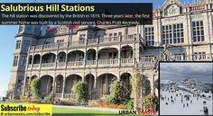 Salubrious Hill Stations : #Shimla – Erstwhile Summer Capital