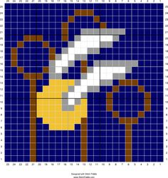 Stitch Fiddle is an online crochet, knitting and cross stitch pattern maker. Colchas Harry Potter, Tricot Harry Potter, Harry Potter Bricolage, Harry Potter Cross Stitch Pattern, Classe Harry Potter, Harry Potter Crochet, Cross Stitch Pattern Maker, Cross Stitch Patterns, Beaded Cross Stitch