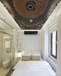 #bunk Design Hostel, Istanbul. Rates start @ around $38 a night.