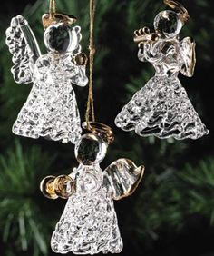 Stunning Glass Ornaments