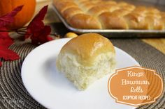 If you are a fan of Kings Hawaiian Rolls you will really love the flavor of this Kings Hawaiian Roll copycat recipe!