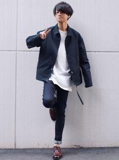 Boy Fashion, Mens Fashion, Dear Daughter, Winter Outfits Men, Drawing Poses, Bomber Jacket, Normcore, Stylish, My Style