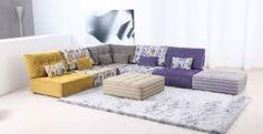 Resultado de imagen para sofas de colores
