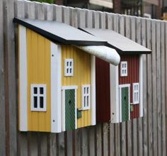 Post Box, Outdoor Structures, Wood, Gardening, Metal Roof, Sweden House, Cottage Chic, Woodwind Instrument, Mailbox