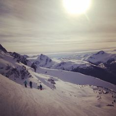 Seriously somebody, anybody, take me there - 7th Heaven at Whistler Blackcomb