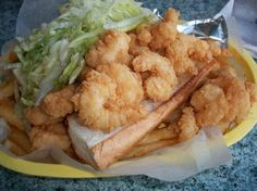 Eat Your Way Seafood--Bahama Bob's Beachside Cafe- Gulf Shores