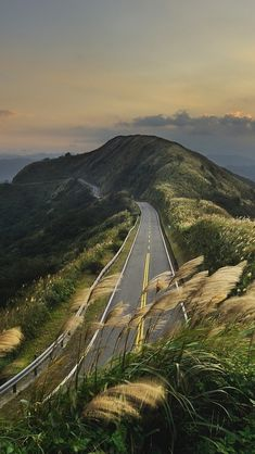 Mountain Top Road World #iPhone #5s #Wallpaper Download |
