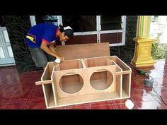 Cara pembuatan box sound tembak an SPL seperti dinacor Subwoofer Box Design, Speaker Box Design, Custom Car Audio, Sound Speaker, Speakers, Car Audio Installation, Speaker Plans, Bed Frame Design, Hydro Dipping