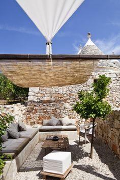 Ai Trulli - holiday trullo with pool in Cisternino, Puglia