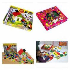 Flexy Lego Ve Sihirli Düğmeler 2 Li Set Oyuncak GittiGidiyor'da 227924640