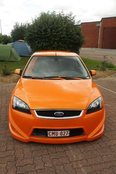 #SouthwestEngines Modified Ford Focus ST
