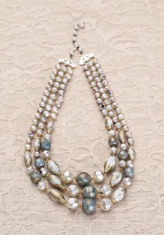 Vintage Be There, For Shore Necklace