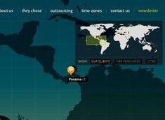 30 Superb Examples of Infographic Maps | Webdesigner Depot