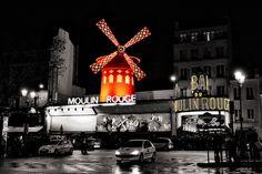 Paris Moulin ROuge!